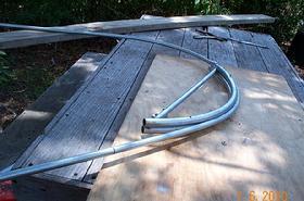 The Originial Quick Low Tunnel Hoop Bending Tools